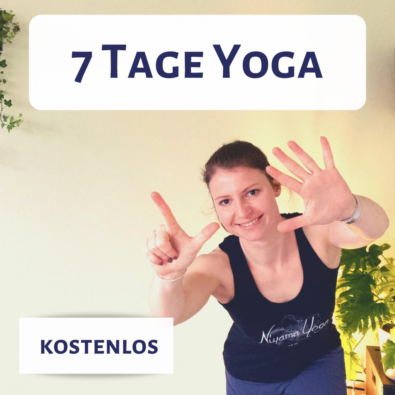 Niyama Academy —Yoga für Anfänger Kurs